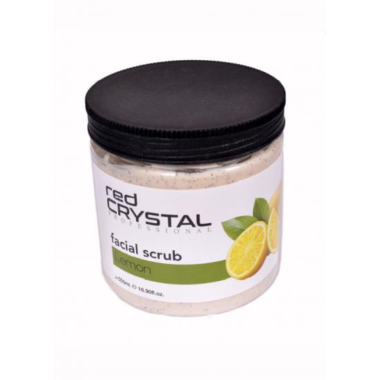 Facial Scrub Lemon- 1 Piece