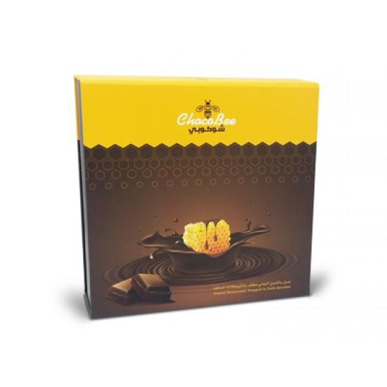 Yemeni Honeycomb Wrapped In Dark Chocolate 300 G