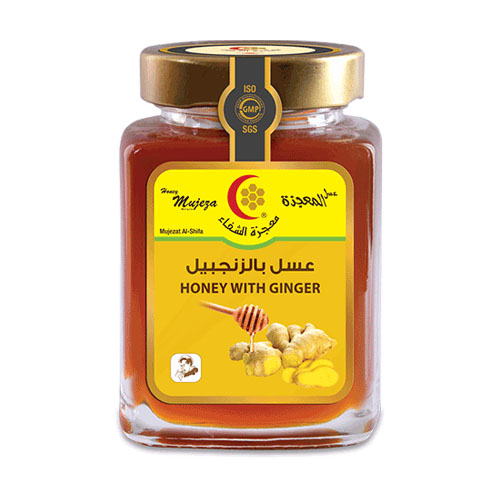 Honey with Ginger 300gm