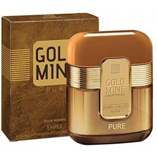 GOLD MINE PURE HOMME EDT 100 ML