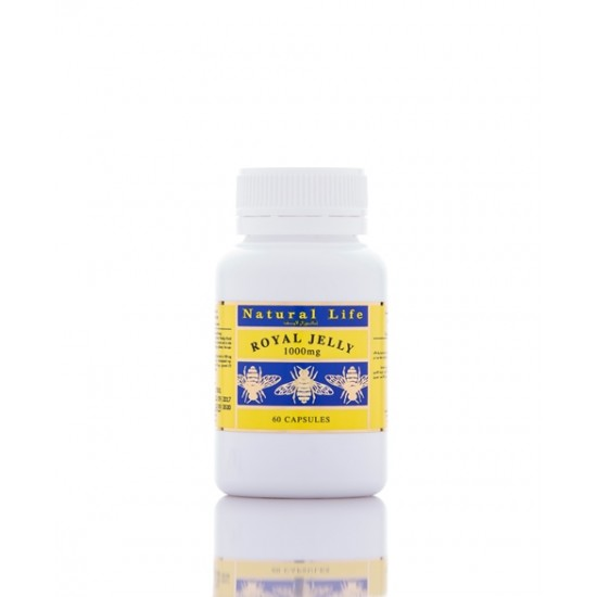 Royal jelly capsules (60caps)