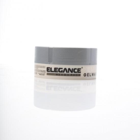 Elegance Hair Gel Wax - White