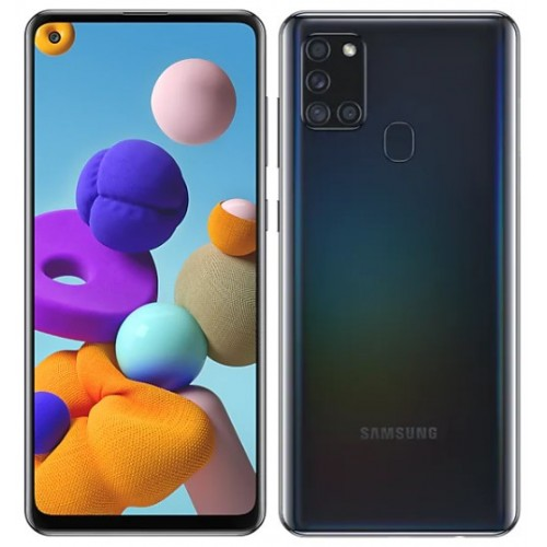 Samsung A21s 64GB Phone - Black