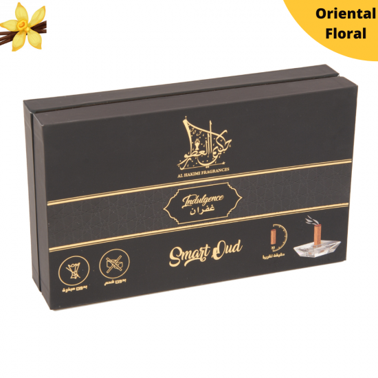 Indulgence Smart Oud - 10 Sticks with A Crystal Stand