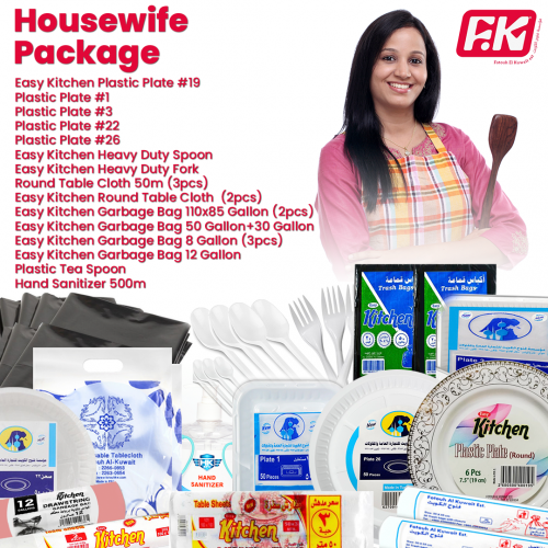 Housewife package