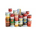Canned , Dry & Packaged Food