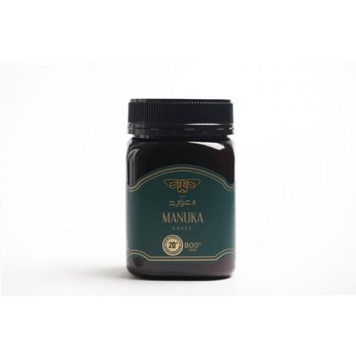 Manuka Honey +20(MGO800) 500g