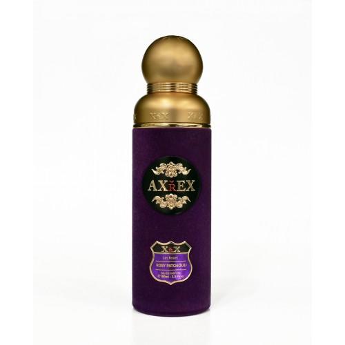 axrex perfume rosy patchouli